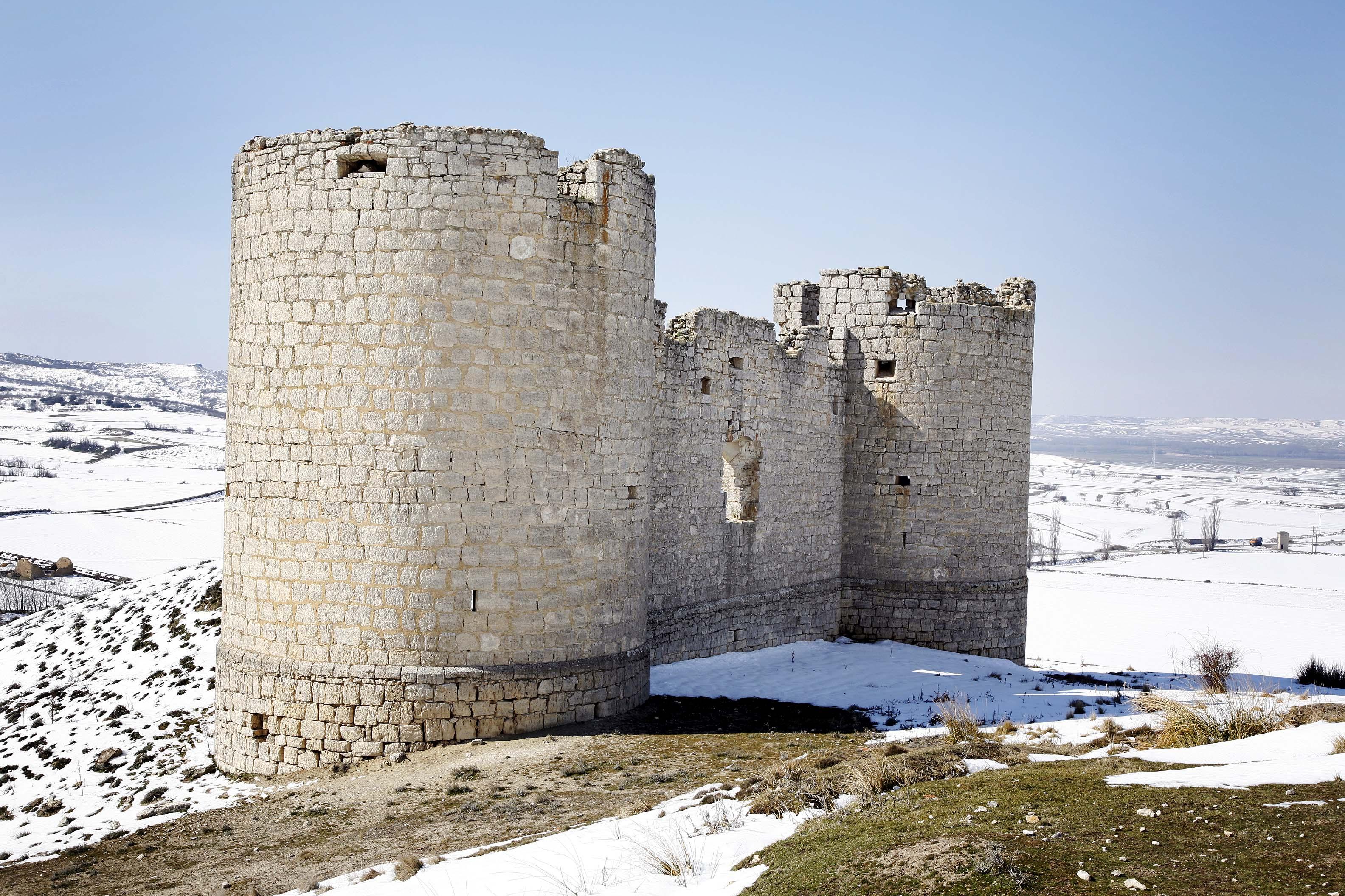 Hornillos Nieve-Castillo 3