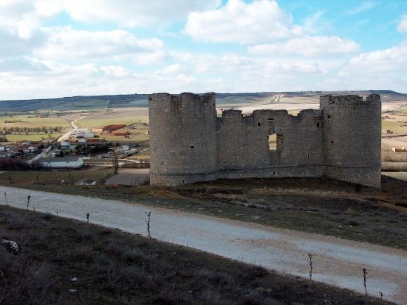 Castillo de Hornillos de Cerrato