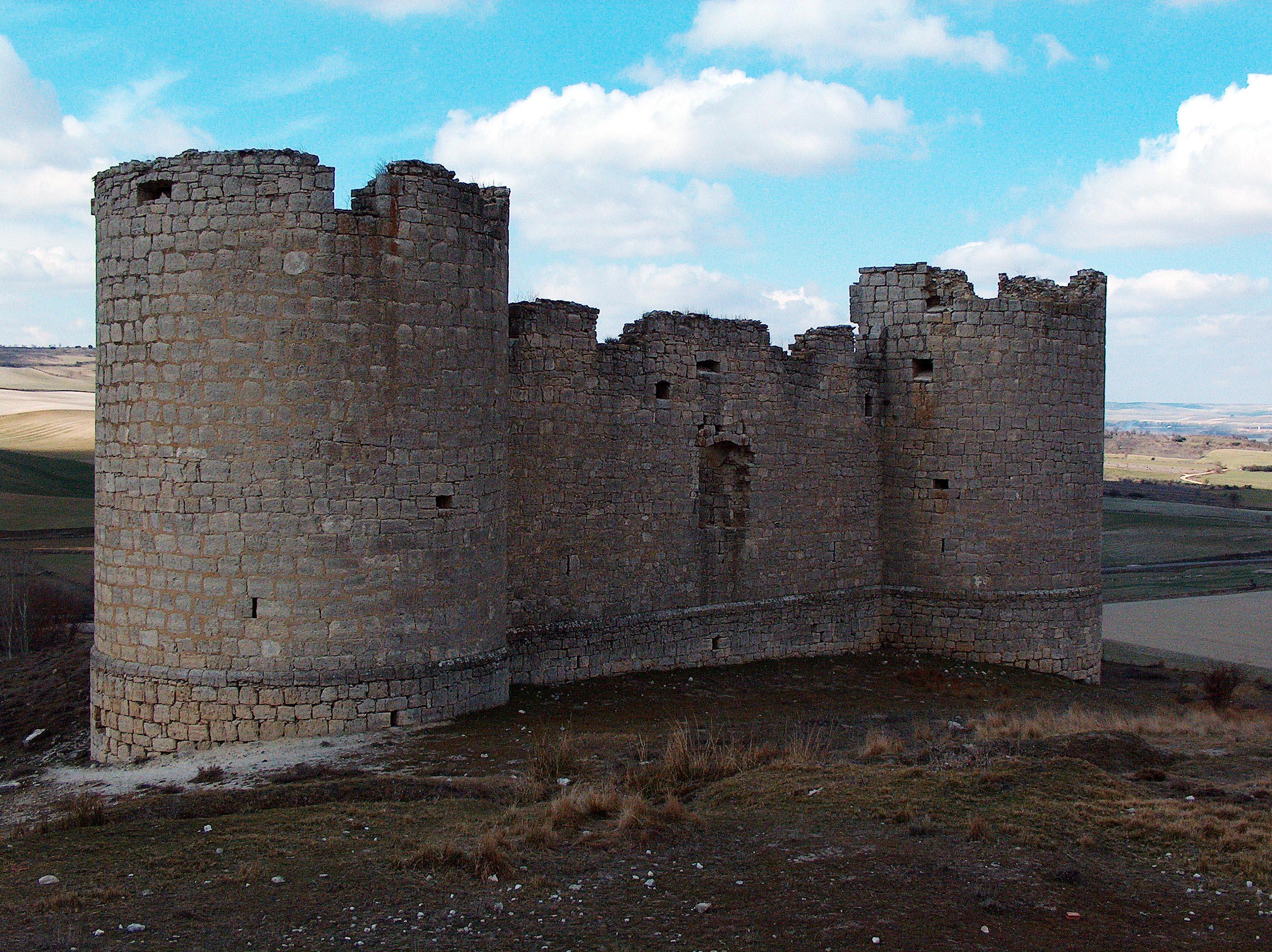 Hornillos-castillo