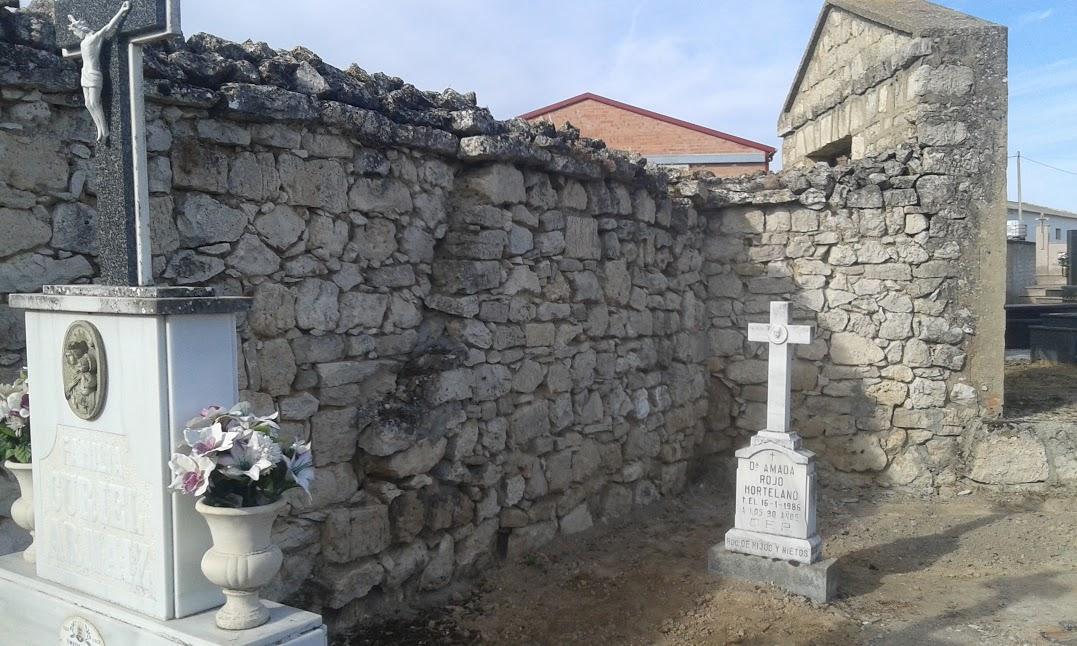 Galería Fotográfica – Trabajos realizados en el Cementerio