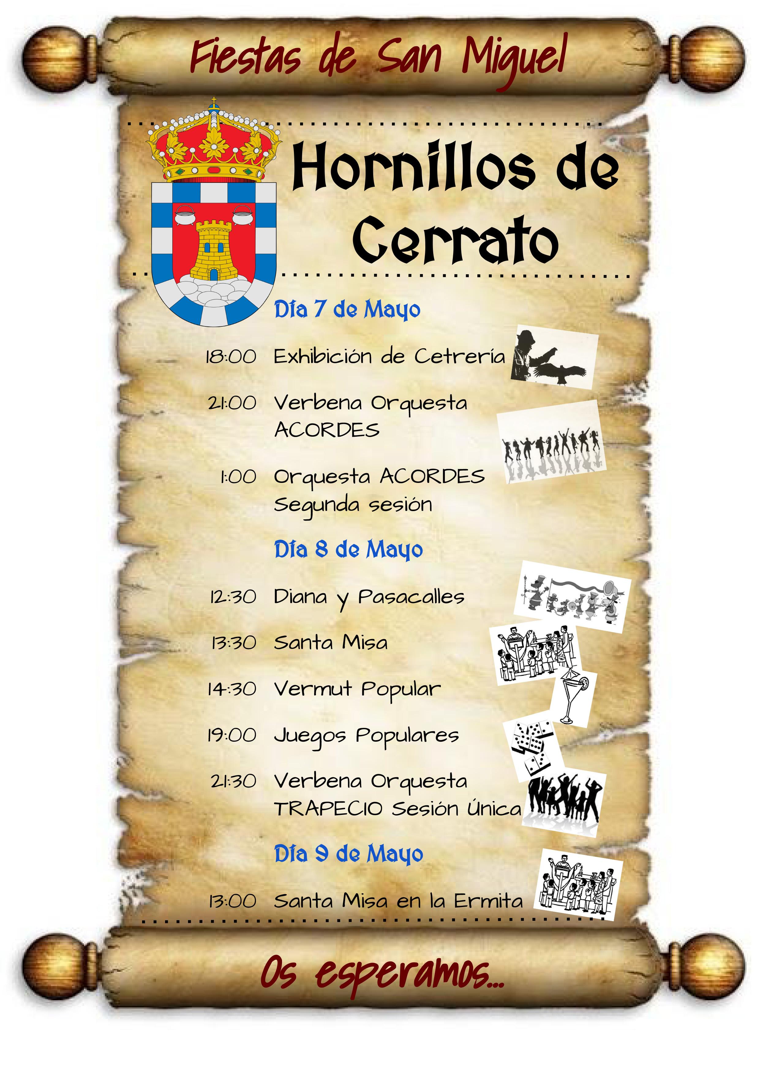 Fiestas de San Miguel 2016